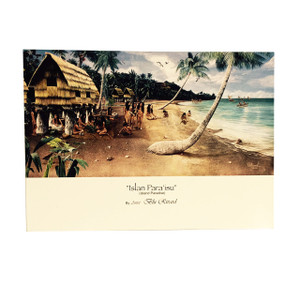 Chamorro Village Postcard - Front