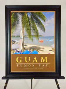 Guam, Tumon Bay Poster - 18x24