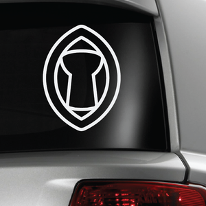 Guam Seal Latte Tribe Sticker Decal