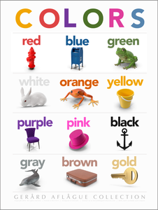 Teacher Created - Teaching Colors Poster