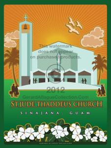 St. Jude Church, Sinajana, Guam