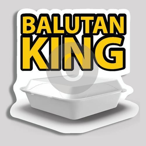 Balutan King - Dope Decals (Free Shipping)