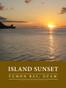 Island Sunset - Tumon Bay, Guam - Fine-Art Poster Illustration