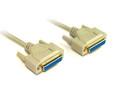 5M DB25F/DB25F Cable