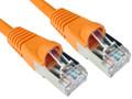 0.25M Orange Cat6 Cable