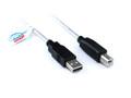 1M USB 2.0 AM/BM Cable