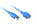 1M USB 3.0 AM/AF Cable