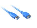 2M USB 3.0 AM/AF Cable