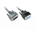 1M DB15 M-F Data Cable