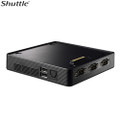 Shuttle NC01U VGA docking box/AMD Litho VGA card/4K playback/88W (SYS-XCB01)