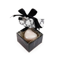 Baroque Favour Box with Love Heart Soap