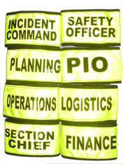High Vis Custom Armband (Set of 8)