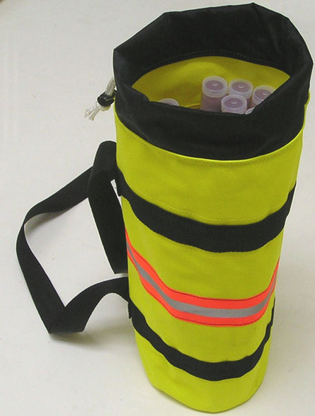 Reflective Road Flare organizing bag