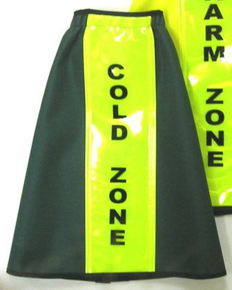 Individual Traffic Cone ID Cover