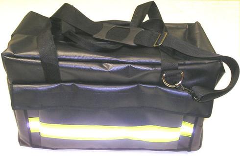 Black Vinyl Extreme Tool Bag