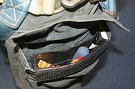 Turnout Gear pocket organizer