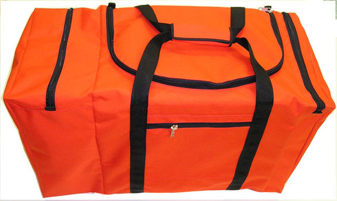 Extra Large Fire Fighter Gear Bag with optional personalization