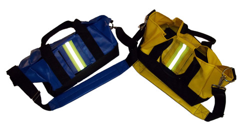 Hurst Rabbit Tool Bag in blue or yellow