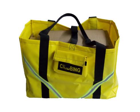 Cribbing Bag Front