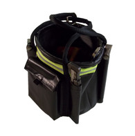 Hydrant Bucket Bag in Black
