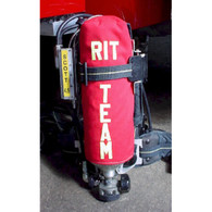 RIT / FAST Team SCBA Cylinder Identification Cover