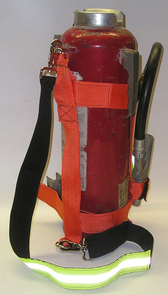 Fire Extinguisher Carry Straps