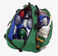 838GR-PKT Oxygen Roll Bag with Pocket