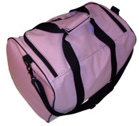 Pink Duffel Gear Bag