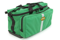 Oxygen Trauma bag in green
