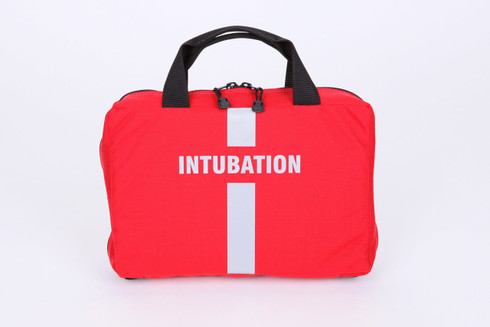 Bag labeled intubation