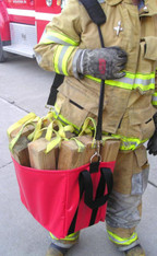 Cribbing Bag with detachable shoulder strap