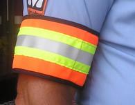 Reflective Armband Orange