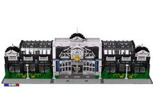 Starlight Terminus Train Station PDF Lego Instructions