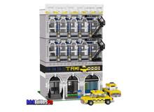 Twilight Taxi Co. PDF Custom Lego Instructions