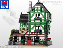 The Pretzel Haus Bakery PDF Lego Instructions