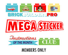 ANNUAL MEGA STICKER and RESOURCE PACK