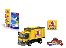OSS: Choco Brick Candy Box Truck, Instructions and Stickers