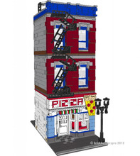 Pizza Shop PDF Instructions