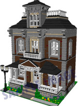Hilltop Victorian PDF Instructions