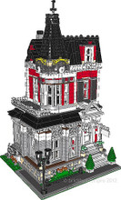 Queen Anne Victorian PDF Instructions