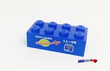 Brick Classic Space Container 2x4