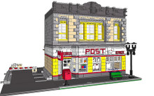 Post Office Main Street Depot PDF Instructions