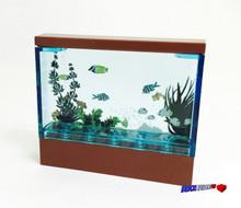 Pieces Fish Tank