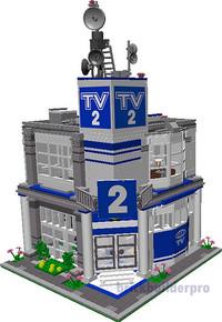 Television Studio PDF Instructions