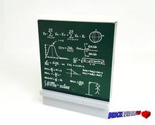 Pieces Chalk Board Math