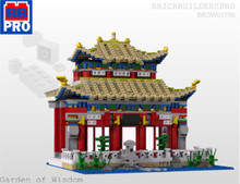 Garden of Wisdom PDF Lego Instructions