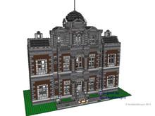 Park Avenue Luxure Estate Mansion PDF Instructions