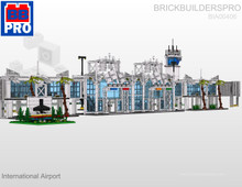 International Airport PDF Lego Instructions
