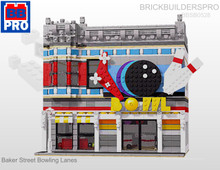 Baker Street Bowling PDF Lego Instructions