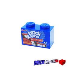 Brick Block Tarts Box 1x2